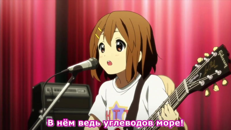 K-On!! S02E20 Gohan wa Okazu (Rice as a Side Dish)