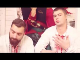 Украинская пародия на клип Тимати Лада Седан Баклажан