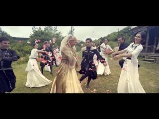 Грузинский танец рачули. georgian dance