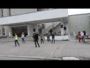 Танец Мармеладных мишек Аниме клуб Аура День молодёжи г. Мончегорск 2015. Часть 1