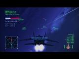 Ace Combat Infinity MiG-31 Gaviria 10lv., new LAAM 5lv., Dubai, MVP