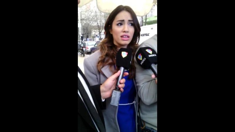 Lali NOTA ¡Exclusiva! para Intrusos - AmericaTV