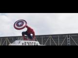 Финальный трейлер фильма «Первый мститель: Противостояние»