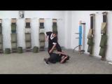 Техника Вин Чун на скорости жестко