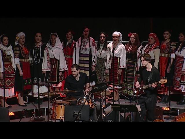Pletenitsa Balkan Choir Gusta Mi Magla Padnala Live at Berklee