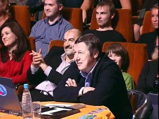 КВН Высшая лига (2007) 1/2 - Пирамида - Приветствие