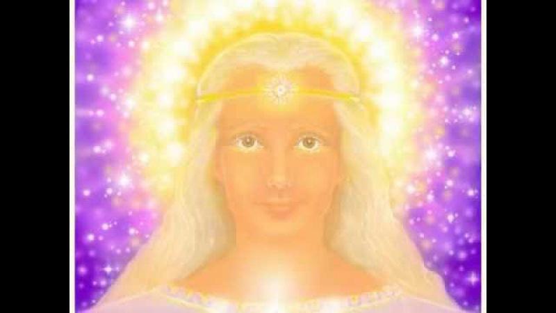 Ангельская Любовь. Картины Света-2 Brigitte Jost