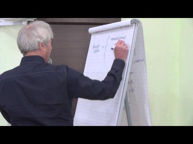 Марк Пальчик Стресс как источник познания Пленарное Конгресс 2013 Новосибирск смотреть онлайн без регистрации