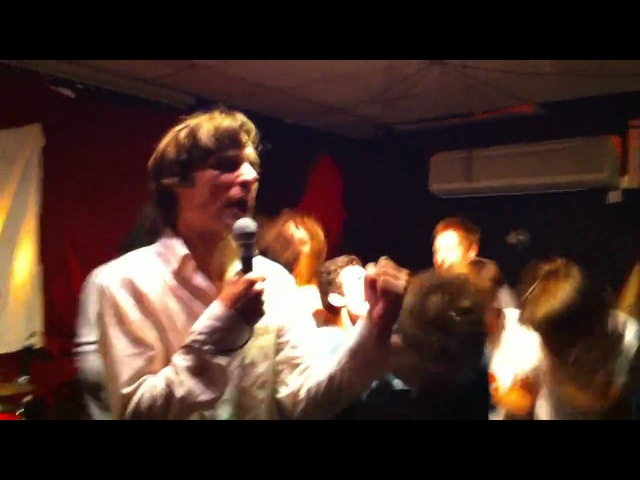 John Maus - Rights For Gays (Live @ The Grosvenor in London 07.08.2010)