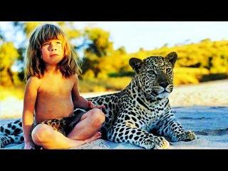 Реальность или фантастика.  Дети маугли. Документальные фильмы. National Geographic (16.01.2016)