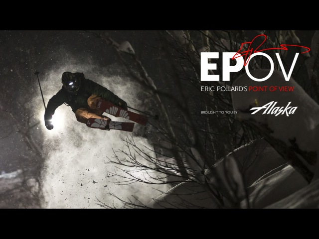 EPOV x Alaska Airlines Travel with Eric Pollard Part 2