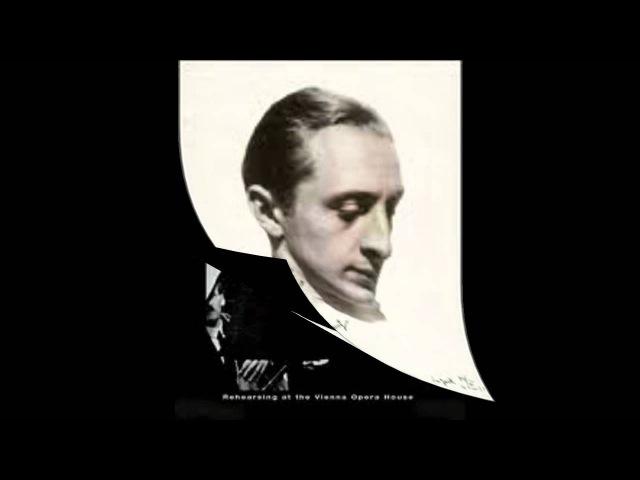 Vladimir Horowitz; Arturo Toscanini: Tchaikovsky: Piano Concerto 1 1943 Live