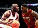 Top 10 Michael Jordan vs LeBron James ᴴᴰ