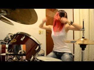 "Chelsea Grin ""Recreant"" Drum Cover (by Nea Batera)"