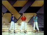 Eurovision 1984 - Sweden - Herreys - Diggi-loo diggi-ley HQ SUBTITLED