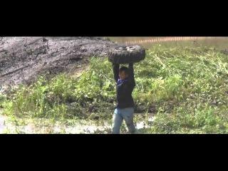 Гонка на внедорожниках «Русское поле 2013» Кунгур, Пермский край Экстрим 4x4