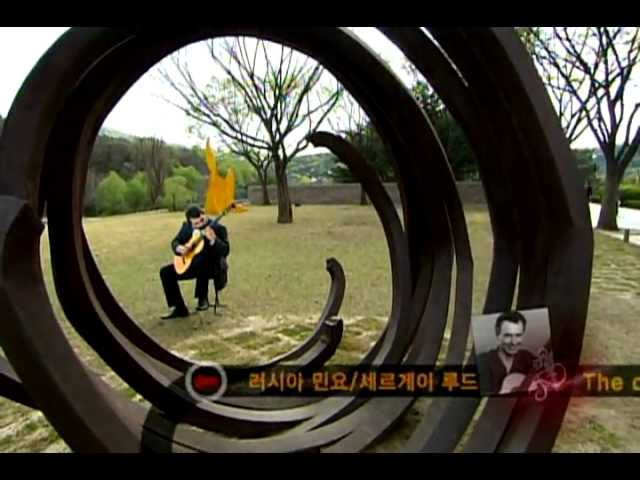 Evgeny Finkelstein at Korean TV - The old Lime Tree by Sergey Rudnev