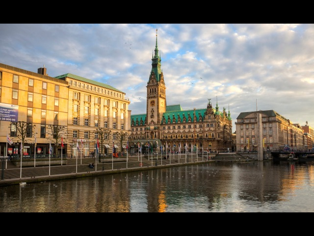Hamburg – a proud merchant city with history and vision