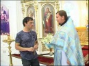 Юрий Шатунов - Интервью /репортаж - подарил храму древние иконы 2009