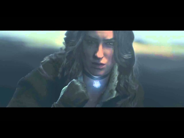 The Witcher 3 Wild Hunt - Rise (Skillet) Music Video