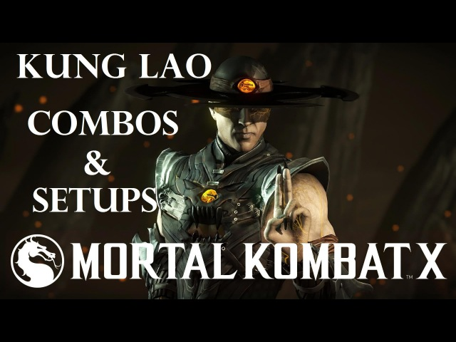 MKX - Kung Lao.