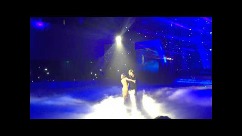 Юлия Загоруйченко и Рикардо Кокки на Daikin Champions Ball 2015