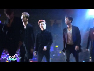 [FANCAM] 151202 iKON Accepting Best New Male Group Award