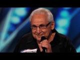 На американском талант-шоу песню Фрэнка Синатры спел 74-летний мужчина