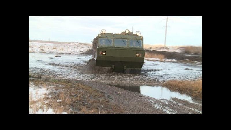 Ишимбайский «Витязь» начинает покорение Арктики