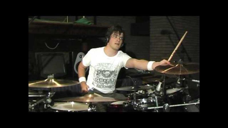 Cobus - Bomfunk MCs - Freestyler (Drum Cover)
