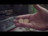 Чистка монет (СССР бронза, медно-никелевые)