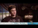 — Harry Potter Interview, Harry Potter Half-Blood Prince, Ron Has Swine Flu