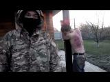 [eng subs]18 DPR commander Olkhon tortures and [allegedly] executes a drugdealer