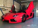 ABC Detailing Rosso Mars Lamborghini Aventador Roadster LP700 4 Lord Aleem