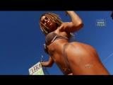 MendiGATA testando os gringos no RJ - Pânico na Band | Brazilian Girls vk.com/braziliangirls