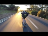 Longboarding: The Valley