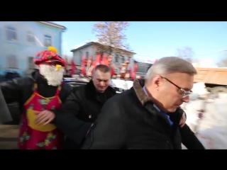 Предатель Касьянов, который продал Родину едет в Казань.