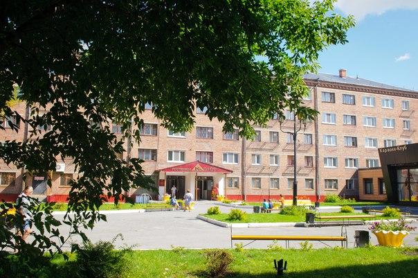 Гостиницы на улице таймырской