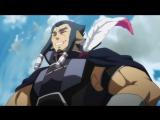 Прославленный: Маска лжеца / Utawarerumono: Itsuwari no Kamen - 2 сезон 19 серия (Озвучка) [Anidub]