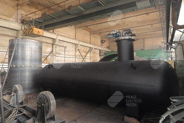 Резервуарные установки РУ-1-10-1600-1,6