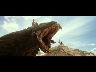 Боги Єгипту (2016) Офіційний український трейлер (HD)