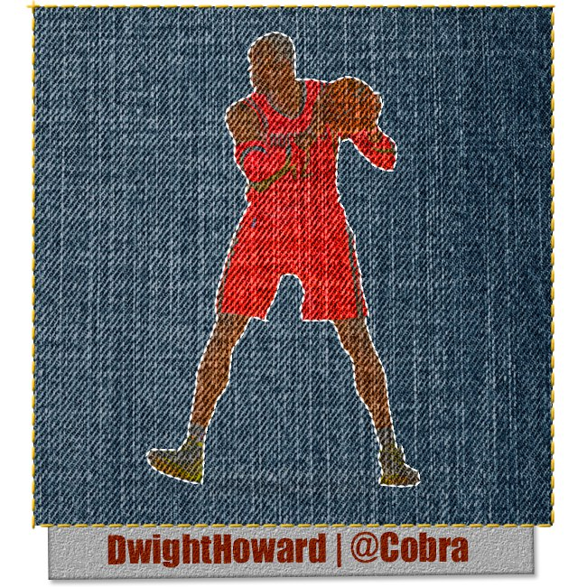 Dwight Howard в новой команде НБА 2015
