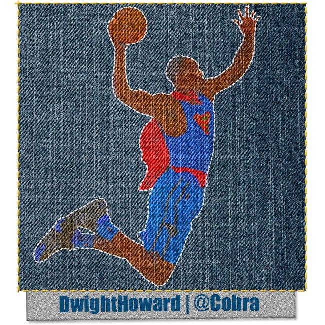 Dwight Howard by Cobra
