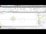 О масштабировании осевых линий в пространстве модели и на листе