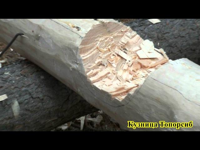 Сибирский Плотник . 1серия