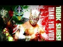WWE/AAA Myzteziz, Kalisto and Rey Mysterio Count Down Thanks for 100k Subs ft. SCU and DKZ HD