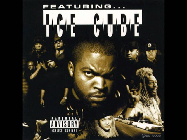 02. Ice Cube - Natural born killaz (feat. dr. dre)