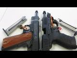 Пистолеты Мелкашки - Colt 1911 и Walther PPQ M2