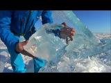 Lake Baikal - Natural Ice Sound