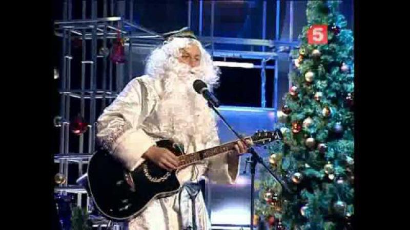 Узбекский Дед Мороз. Песня Постой паровоз на узб.яз
